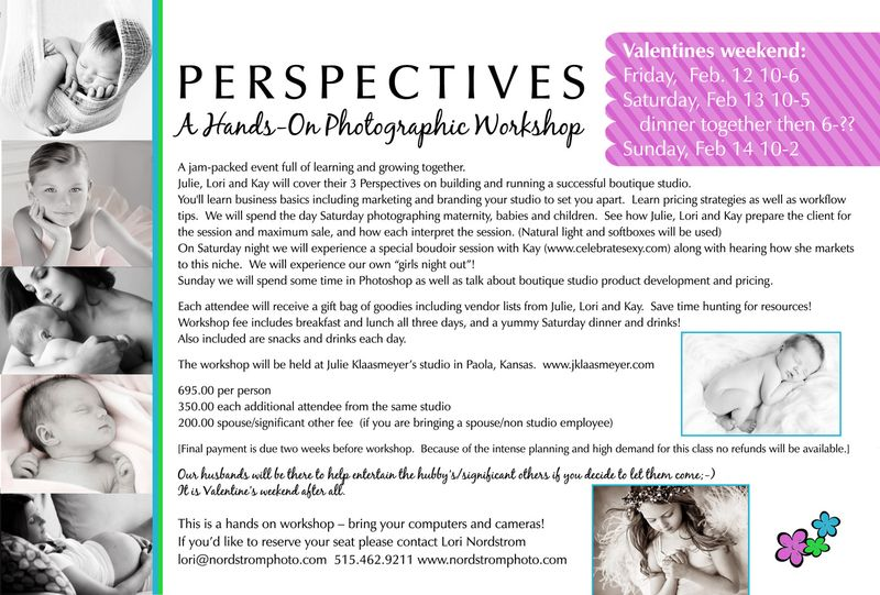 PERSPECTIVES back